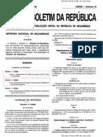 Decretos_Regulamentos Dos Codigos de Impostos