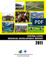 Central Luzon Regional Development Report 2011