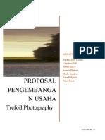Trefoil Photography Proposal