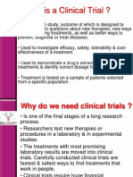 What is a Clinical Trial