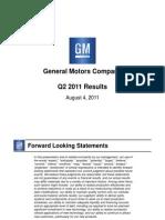 2011 Q2 Chart Set