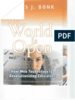 Excerpt from The World is Open