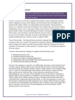 FinancialLiteracyPromoProjectPaper