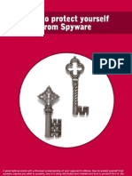 How to Protect Yourself From Spyware