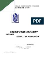 10.CRETID CARD SECURITY USING NANO TECHNOLOGY.DOC