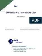 Shoji Ki Solutions Intro Manufactures p