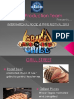 Food Fest Final Ppt