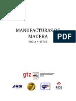 Hn Manufacturas de Madera