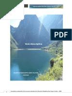 Guia Descriptiva de Flora y Fauna RPNYC