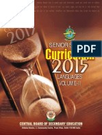 2015 Senior Curriculum Volume-2