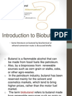 Think Fuel-Butanol