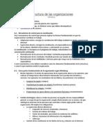 Mintzberg Estructura de Las Organizaciones