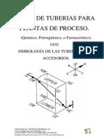 0103-TR Simbologia de Tuberias & Accesorios