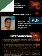 Presentation 3 Horacio Leonel Valdez Caceres - 0417089