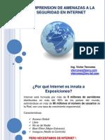 Comprension de Amenazas a La Seguridad en Internet - Semana 2