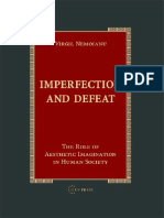 Virgil Nemoianu-Imperfection and Defeat_ the Role of Aesthetic Imagination in Human Society (2006)