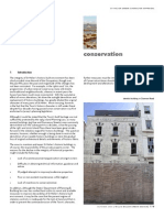 The Conservation of Historic Urban Character