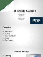 cst300 virtual reality gaming