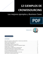 12 Ejemplos de Crowdsourcing - ebook gratuito