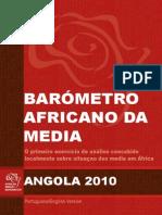 Barometre Des Medias Africains (Angola)