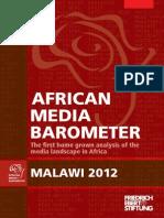 Barometre Des Medias Africains (Malawi)