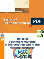 Module 1.2-Basics of Technopreneurship