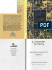 Roger Lancelyn Green - La Historia de Troya