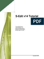 S Edit Tutorial