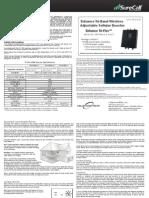CE Tri-Flex Manual