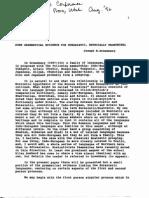 Greenberg - Some Grammatical Evidence for Eurasiatic, Especially Pronominal