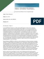 El allanamiento sin orden en la provincia de Buenos Aires. Su regulación legal