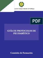 Protocolos Pie Diabetico