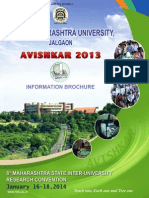 State Level Avishkar 2013