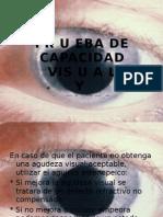 Capacidad visual y lentes estenopeicas