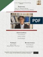Entrevista Prof. Dr. François Hartog