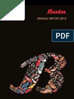 Bata Annual Report 2012