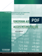 Uniform Auditing and Accounting Guide - AASHTO