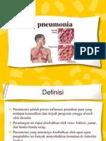 Ppt Pneumonia
