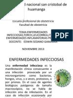 ENFERMEDADES INFECCIOSA