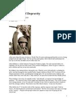 Japan Nazis of Asia - Unit.731