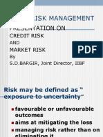 Risk mangemnet