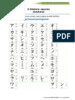 Plugin Katakana Portuguese