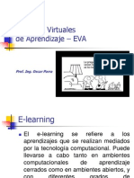 41. Entornos Virtuales de Aprendizaje - EVA