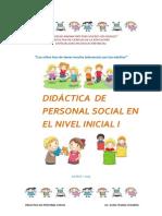 Didactica Personal Social i