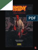 90072574 Hellboy Semilla de Destruccion Completo