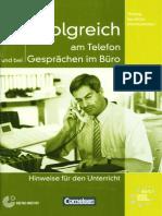 német telefonálás