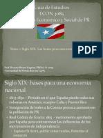 Guía de Estudios - bases economía nacional