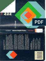 Advanced English Practice - Third Edition - PRINT