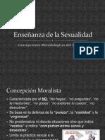 3-Enseñanza de la Sexualidad-Concepciones