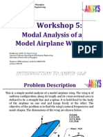 Ansys Workshop 5